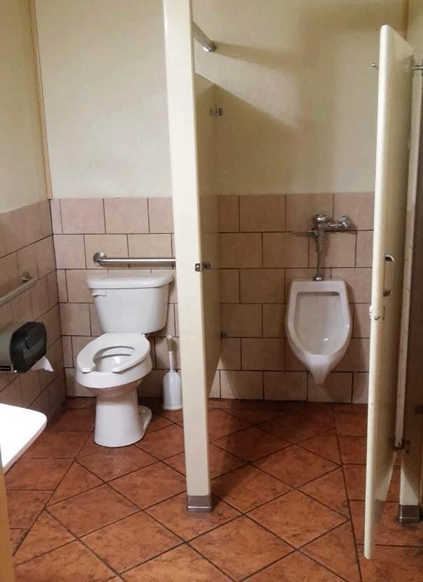 funny job fail in toilet